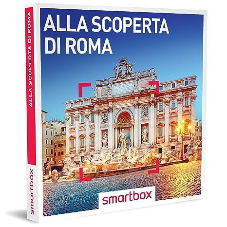 smartbox Cofanetto Regalo - alla Scoperta di Roma - 17 ...