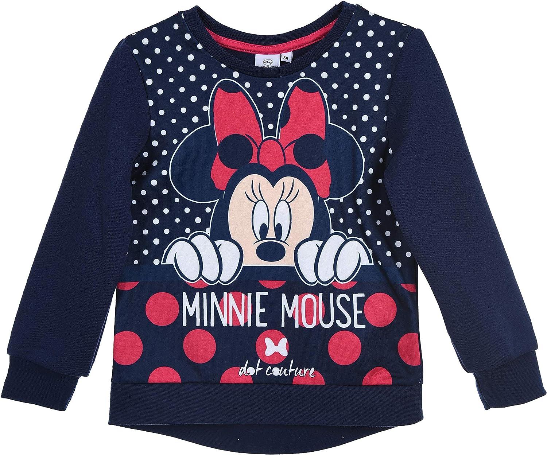 Minnie Mouse Niñas Chándal: Amazon.es: Ropa y accesorios