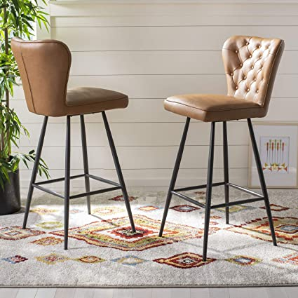 Prime Amazon Com Safavieh Fox1703B Set2 Home Collection Aster 30 Dailytribune Chair Design For Home Dailytribuneorg