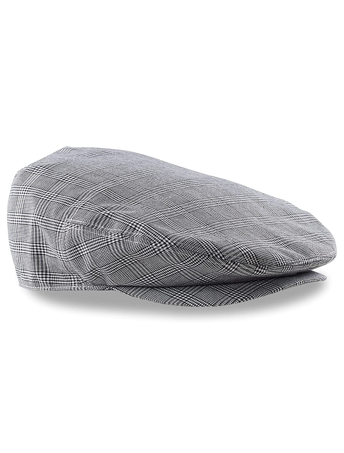 New York Glove Company Plaid Driving Cap