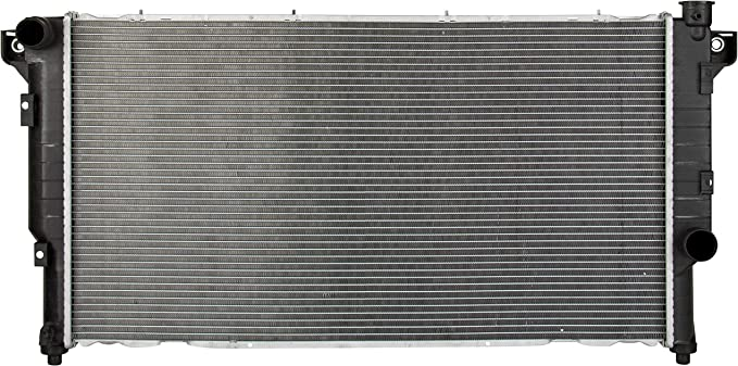 Spectra Premium CU700 Complete Radiator for Dodge Colt