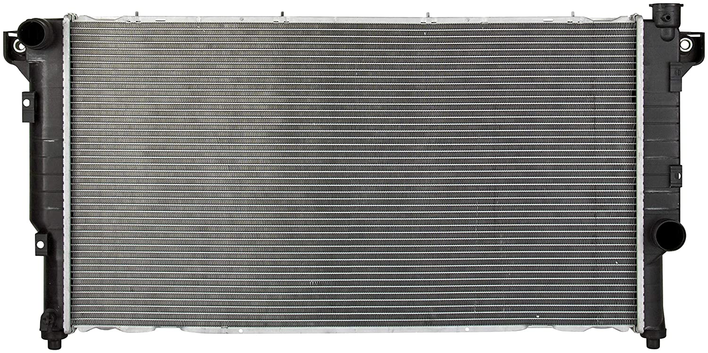 Spectra Premium CU1553 Complete Radiator for Dodge RAM SPPCU1553