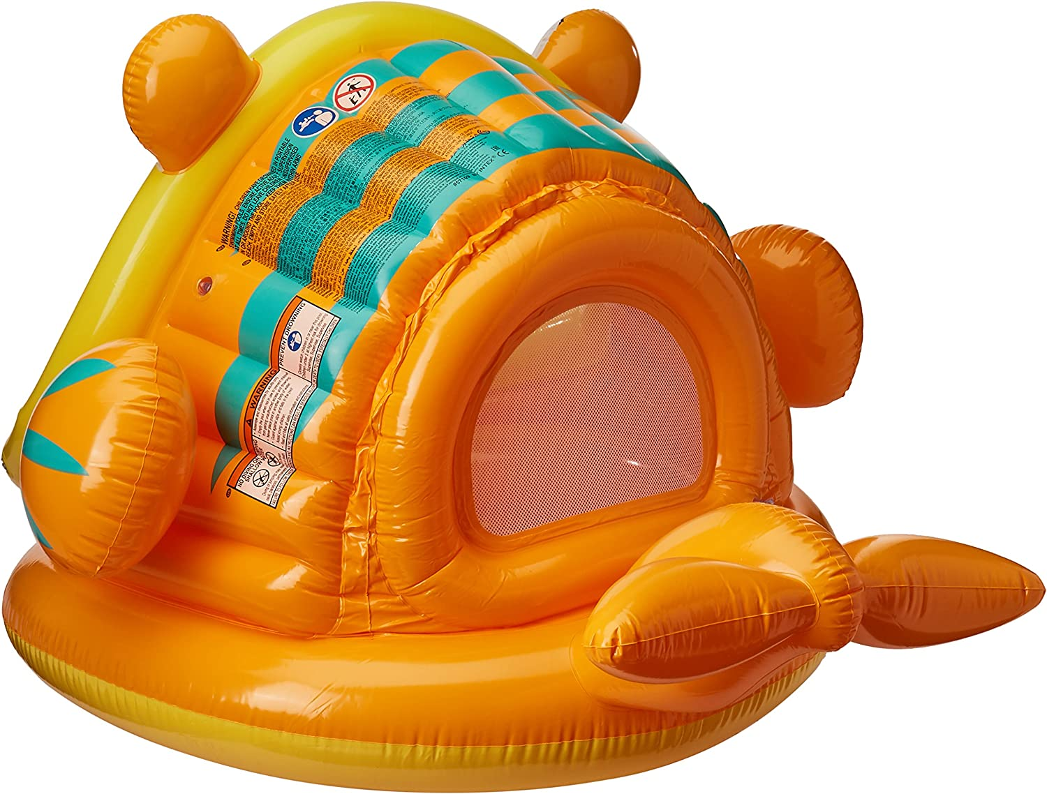 Intex - Piscina Hinchable Pez Intex 12m+: Amazon.es: Bebé