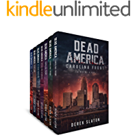 Dead America: The First Week Box Set Books 1-7 (Dead America Box Sets Book 2) book cover