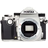 Pentax KP Digital SLR Camera - Silver