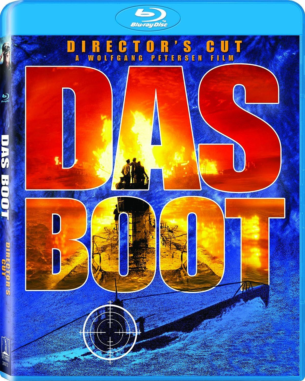 Das Boot (Director's Cut) [Blu-ray] (Bilingual) Herbert Gr nemeyer Jürgen Prochnow Herbert Grönemeyer Jurgen Prochnow