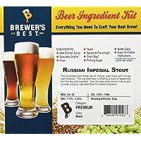 Brewer's Best BIK-1046 Russian Imperial Stout Homebrew Beer Ingredient Kit