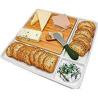 Platos de pan y entrantes