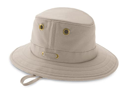 ffd9990dd9e Tilley Endurables T5 Cotton Duck Medium Brim Unisex Hat at Amazon ...
