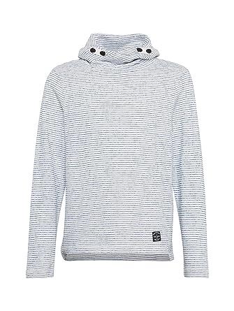 f38a1774da98 TOM TAILOR für Jungen Pullover   Strickjacken Sweatshirt mit Streifen  Strong Blue, ...