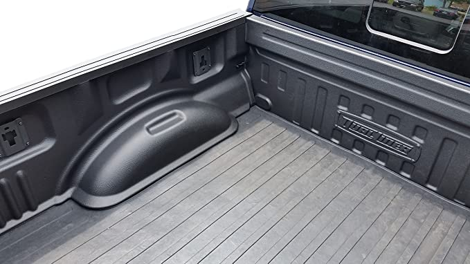 DualLiner Bed Liner Fits 2015-2017 Ford F-150 with 66 Bed Works with Factory LED Lights