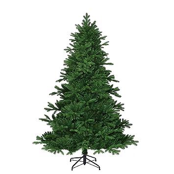 Durchmesser Weihnachtsbaum.Black Box Trees 382756 02 Künstlicher Weihnachtsbaum Kiowa Höhe 185 Cm Durchmesser 127 Cm 1458 Zweige Pe Nadel