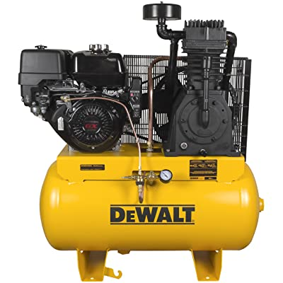 <strong></noscript>DeWalt DXCMH1393075 Two Stage Industrial Air Compressor, 30-Gallon, Cast Iron</strong>
