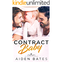 Contract Baby: An Mpreg Romance (Hellion Club Book 2) (English Edition)