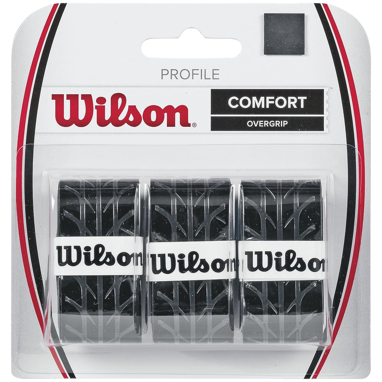 WILSON Profile Overgrip para Raqueta, Unisex Adulto: Amazon.es: Deportes y aire libre