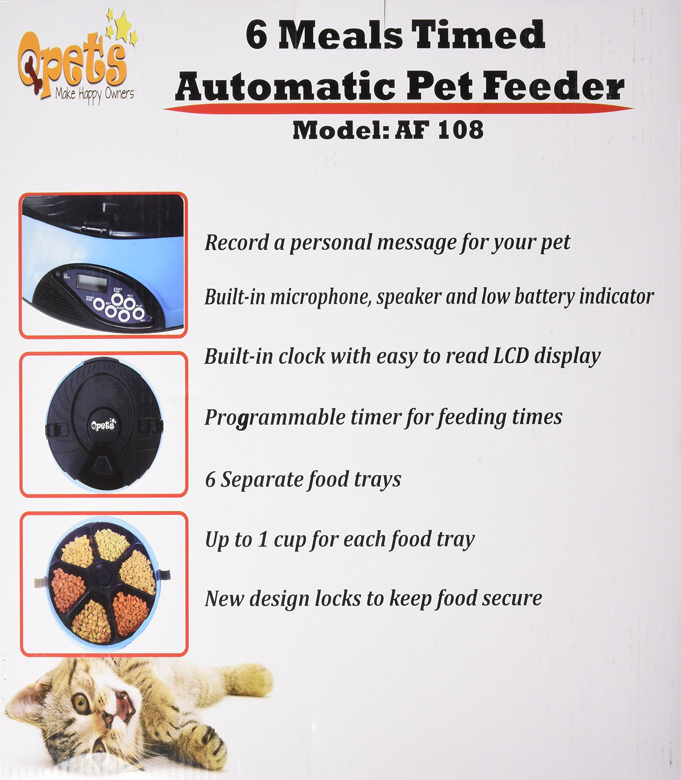 pcr in reviews automatic food surefeed microchip best rated dog customer pet feeders feeder timed wet helpful