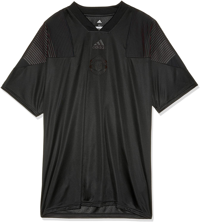 Adidas Herren Manchester United Fc Kurzarm T-Shirt
