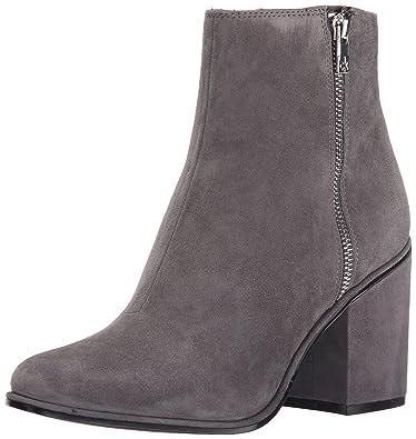 Womens Boots Calvin Klein Cilil Shadow Grey Suede