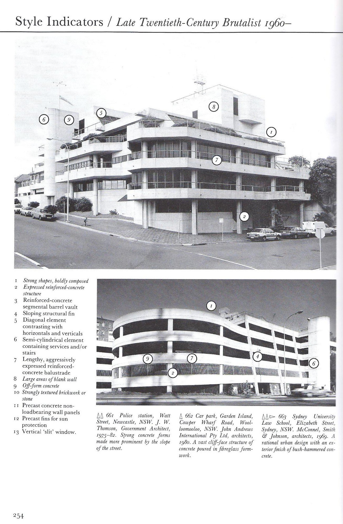 Buy a pictorial guide to identifying australian architecture.