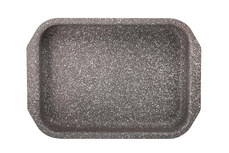 Aluminium Red//Stone 25 x 18 cm Rosso//Pietra Aeternum Ruby Lasagne Dish
