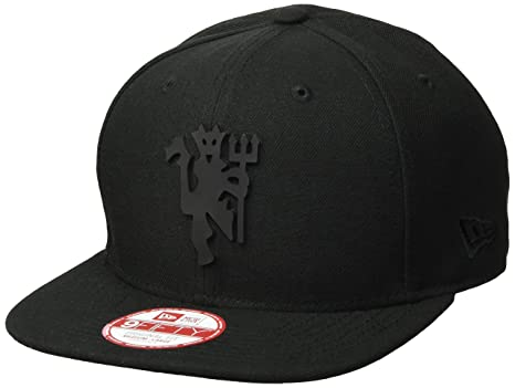 3b74ca63f New Era Manchester United 9Fifty Cap - Black / Black
