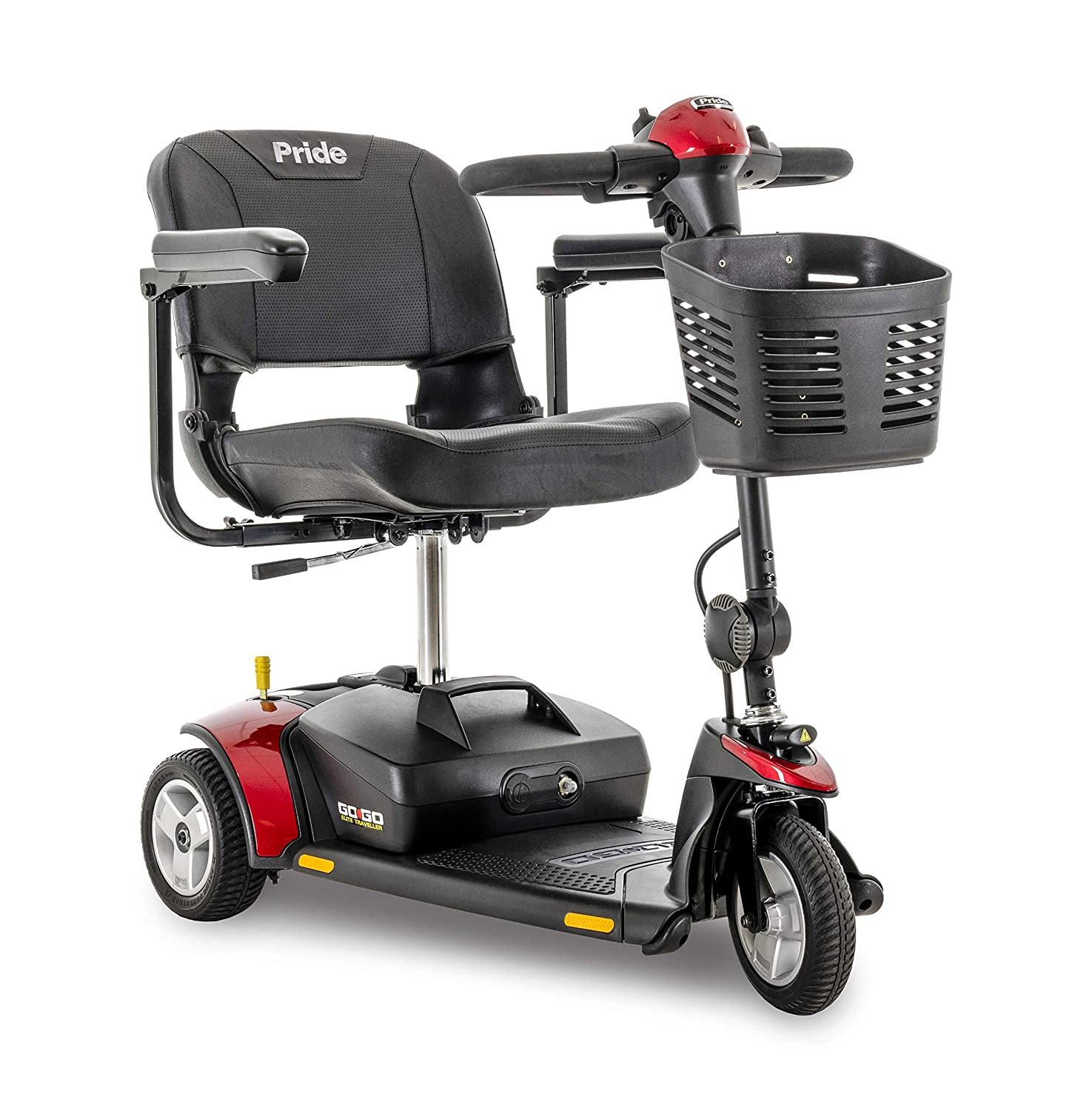 Amazon.com: Go-Go Elite Traveller Mobility Scooter by Pride ...