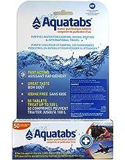 Aquatabs 49mg Water Purification Tablets
