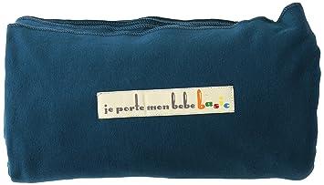 Je Porte Mon Bébé Echarpe de Portage Basic, Bleu Retro  Amazon.fr ... 7d53c5aae22