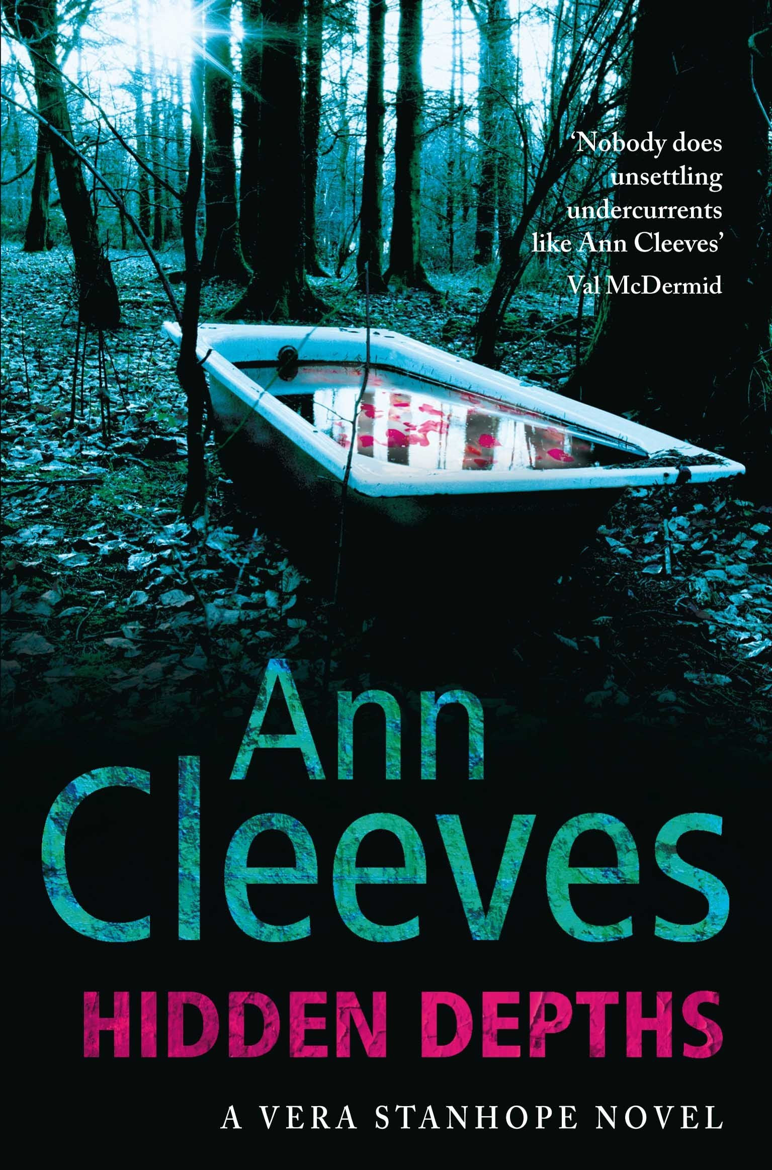 Hidden Depths Ann Cleeves Amazon Books
