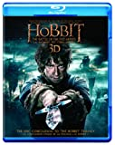 The Hobbit: The Battle of the Five Armies [Blu-ray 3D + Blu-ray] (Bilingual)