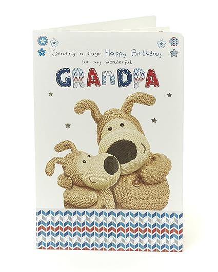 Amazon Grandad Birthday Card
