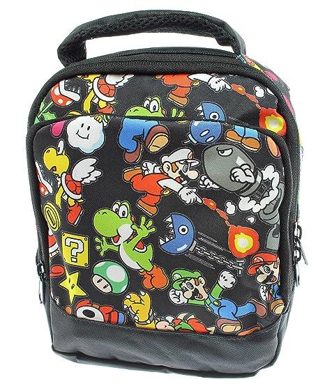 Nintendo Super Mario Bros. personajes Bolsa de almuerzo.