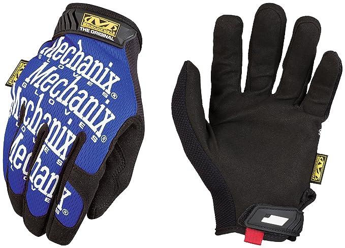 Mechanix Wear - Original Work Gloves (Large, Blue)