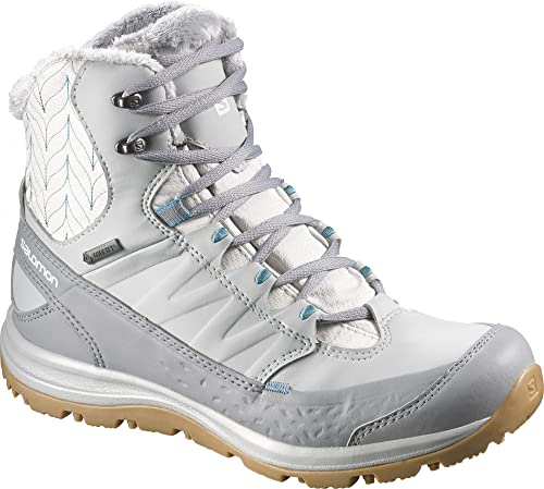 Salomon Kaina MID GTX W Light OnixPearl GreyMist Blue