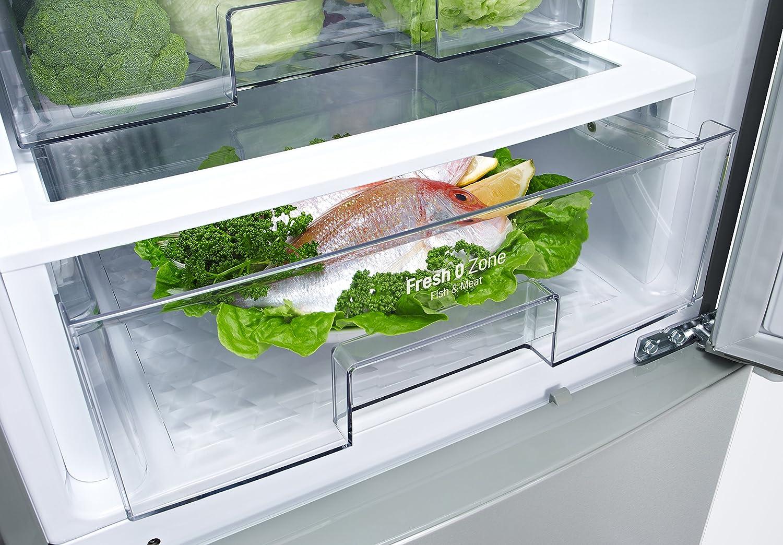 Siemens Kühlschrank Unterdruck : Lg electronics gbb 530 pzcfe kühl gefrier kombination a 201