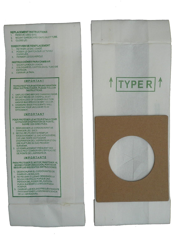 Amazon.com - 5 Hoover Type R Sprint Tempo Allergy Vacuum ...
