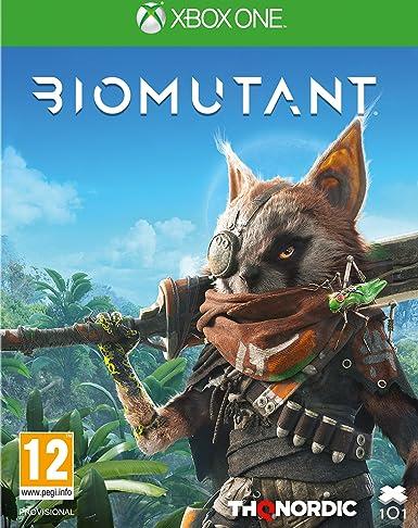 Biomutant - Xbox One: Amazon.es: Videojuegos