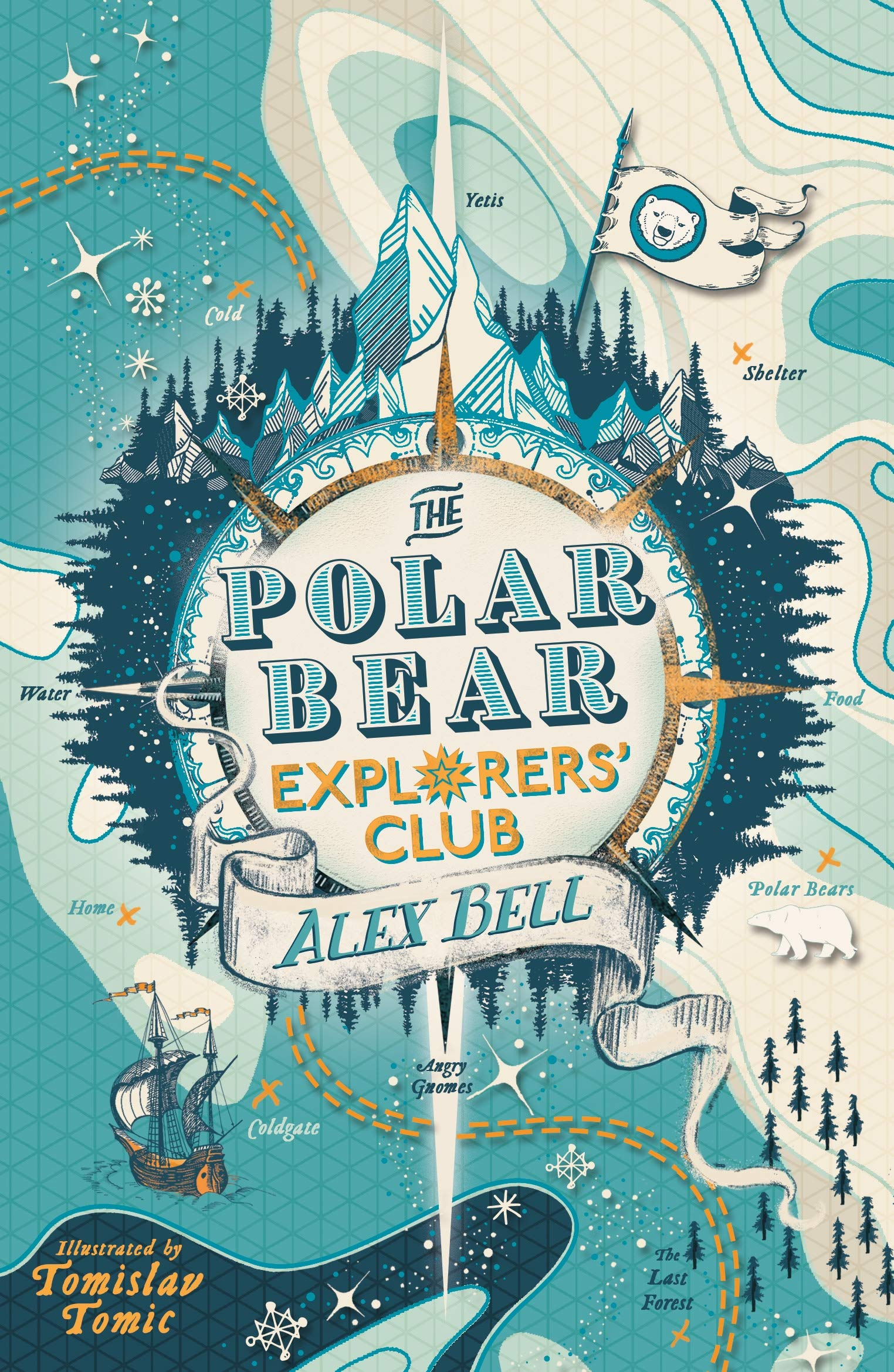 Image result for polar bear explorers club