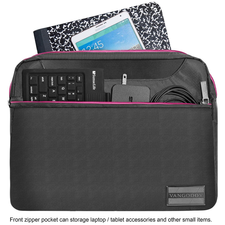 Amazon.com: Vangoddy Laptop Shoulder Bag 13.3 14 Inch Fit ...
