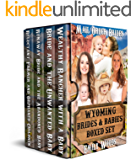 Mail Order Bride: Wyoming Brides and Babies Boxed Set