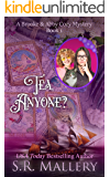 Tea, Anyone? (A Brooke & Abby Cozy Mystery Book 1)