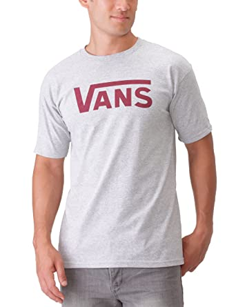 5e78de7fc7 Buy vans classic t-shirt - athletic heatherpurple