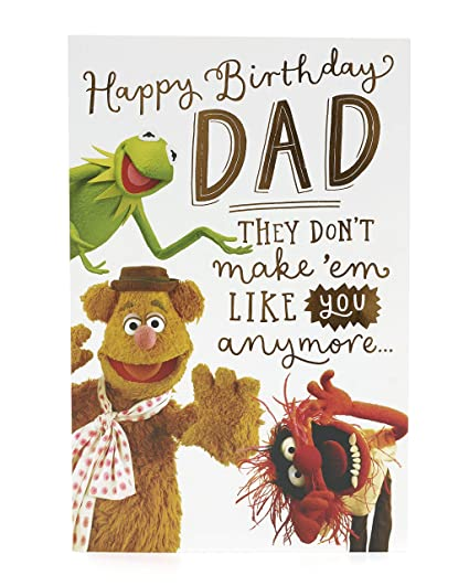 Tarjeta de cumpleaños para papá, tarjeta de cumpleaños para ...