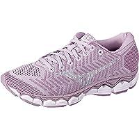 Mizuno Australia Women's Waveknit S1 Running Shoes, Lavender Frost/Cloud/Silver