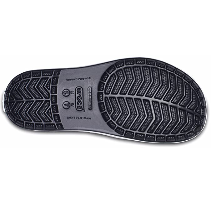 f540d4641114 crocs Unisex s Black and Light Grey Flip Flops Thong Sandals-M4W6  191448195493  Buy Online at Low Prices in India - Amazon.in