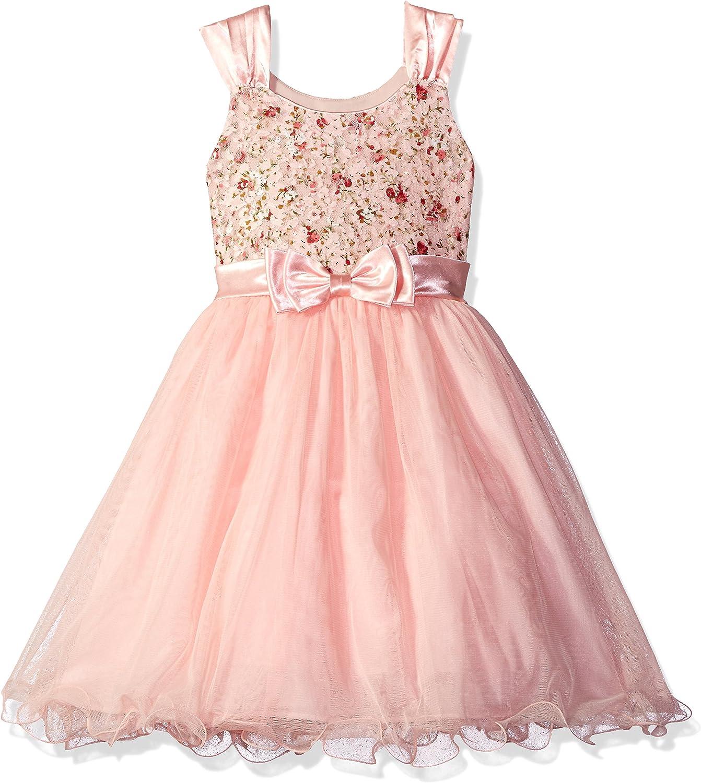 Bonnie Jean Girls' Sleeveless Party Dress