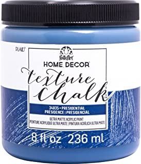 product image for FolkArt Texture Chalk Finish Paint, 8 oz, Presidential