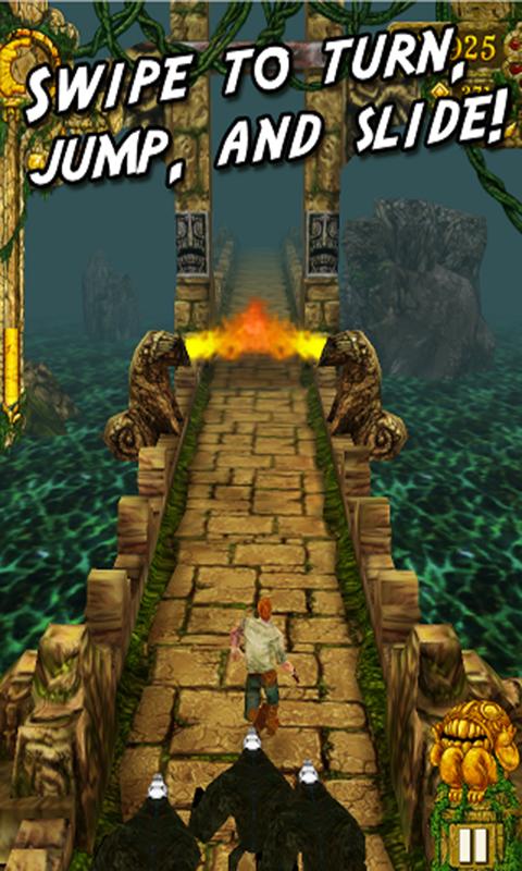 Games Temple Run Free