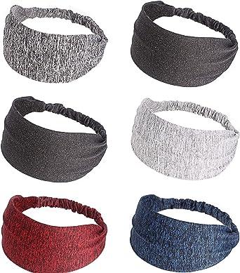 Vintage Solid Elastic Women Headbands Cross Elastic Head Wrap Twisted Fashion Female Headwear Hair Band Girl Hair Accessories,Wine Red
