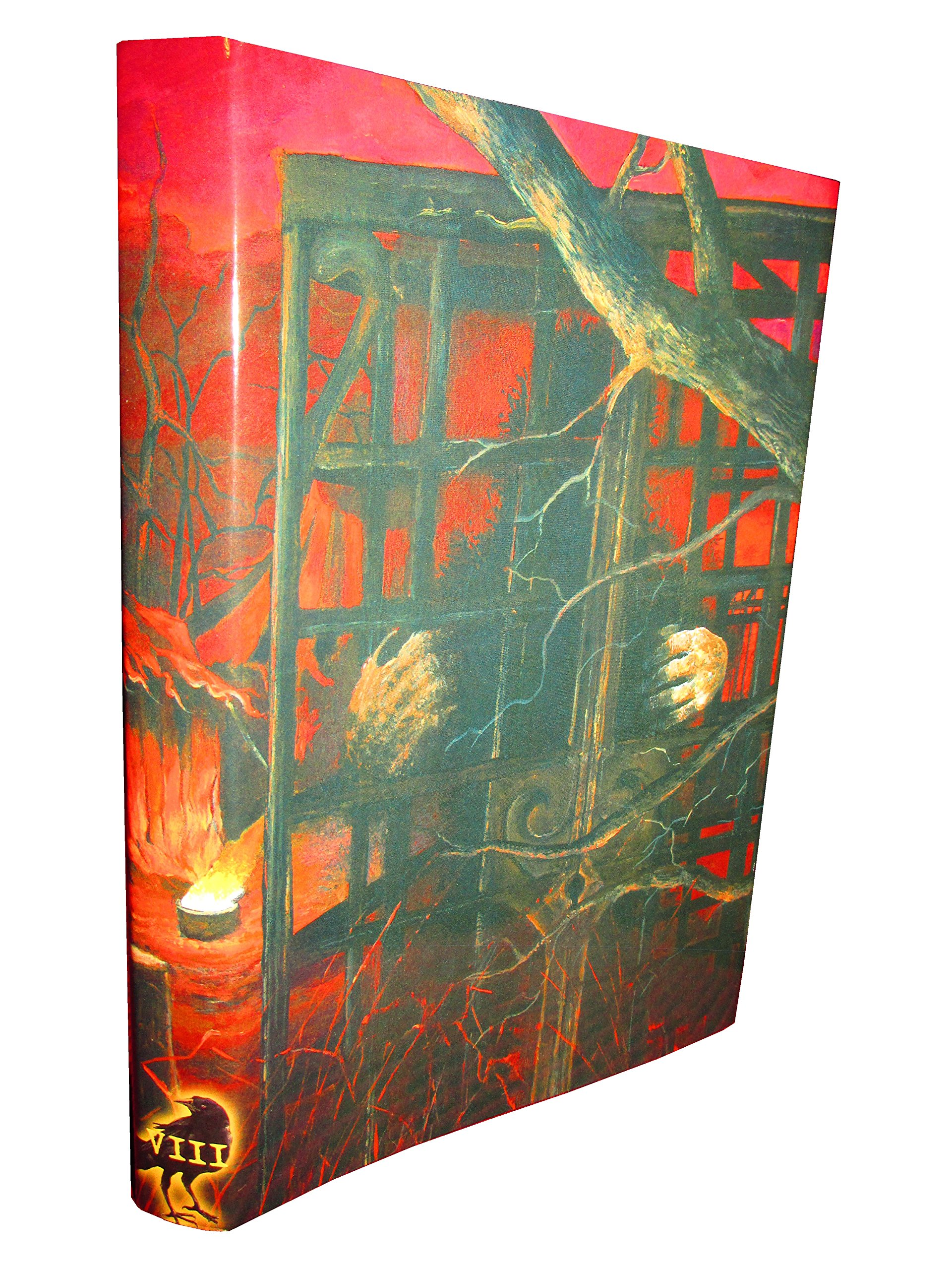 Download STEPHEN KING NEW COVER SERIES No. 28 Dark Tower Wind Through the Keyhole (Artist Signed, Cover only) pdf epub